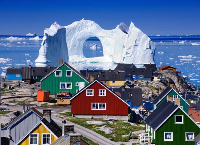 Com'era verde la Groenlandia: ecco le prove! - Meteolive.it
