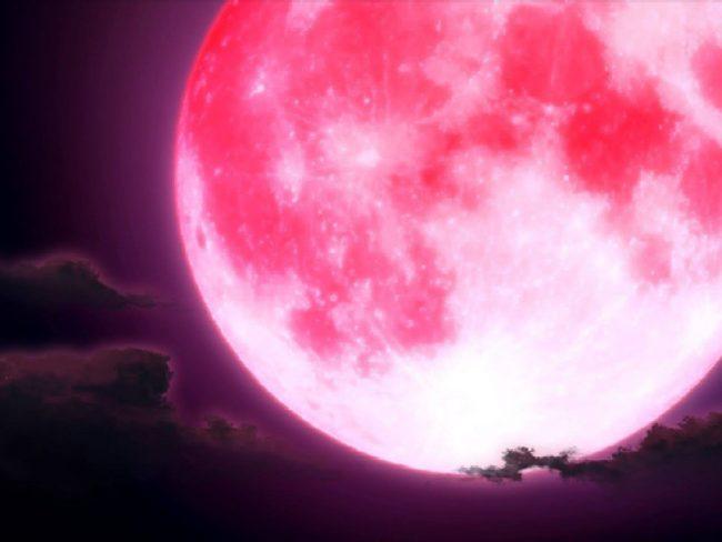 Astronomia: plenilunio di Aprile, arriva la Luna rosa