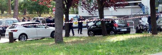 Ultime notizie di cronaca: esplosione a Roma, nei pressi delle Poste di via Marmorata