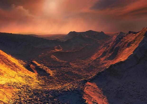 "Scoperta ""superterra"" ghiacciata: orbita attorno a una delle stelle piu' vicine al Sole"