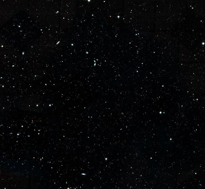 Astronomia: abbiamo l'immagine dell'Universo piu' dettagliata di sempre