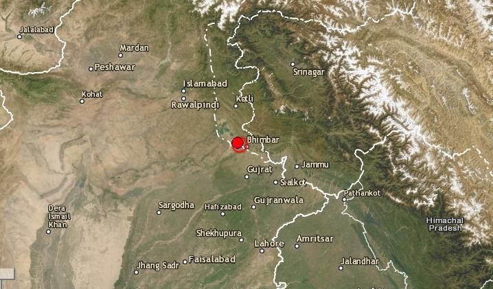 Violento terremoto in Pakistan: crolli e strade squarciate, ci sono morti e feriti