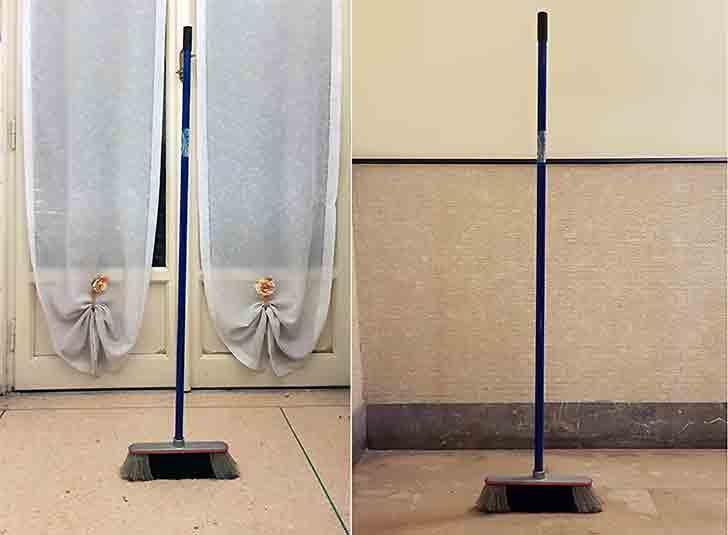 Sui social impazza la sfida della scopa in equilibrio: interviene perfino la Nasa!