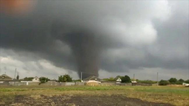 Ucraina: potente tornado colpisce Velikaya, centinaia di case danneggiate