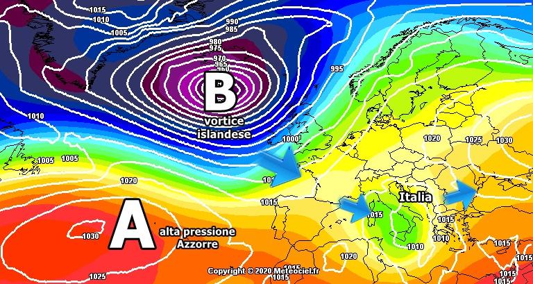 Tra fine ottobre e novembre tanto maltempo in Italia