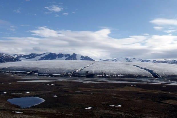 Siberia: scongelamento del permafrost può portare alla luce l'ANTRACE!