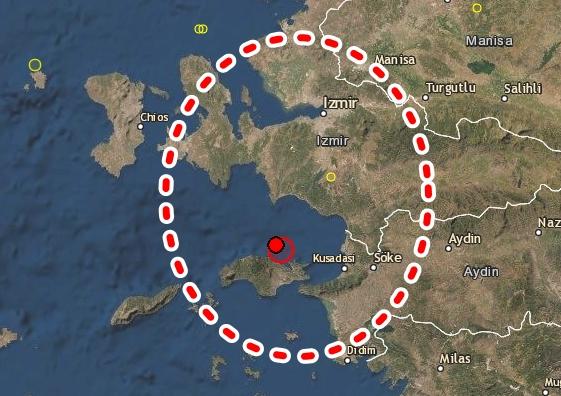 Violento terremoto nel Mar Egeo: crolli in Grecia e Turchia, video drammatico da Izmir