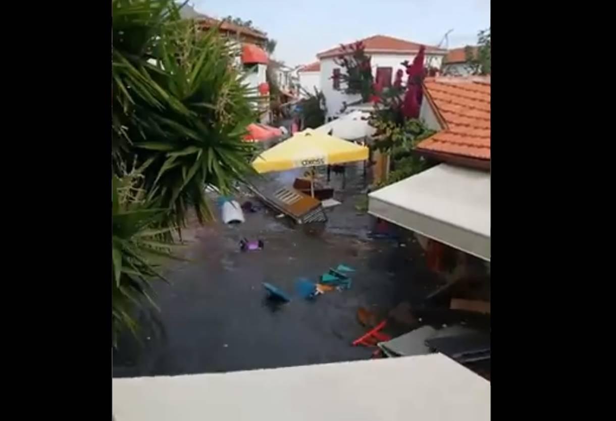 Terremoto devastante tra Grecia e Turchia: TSUNAMI in atto, coste sommerse