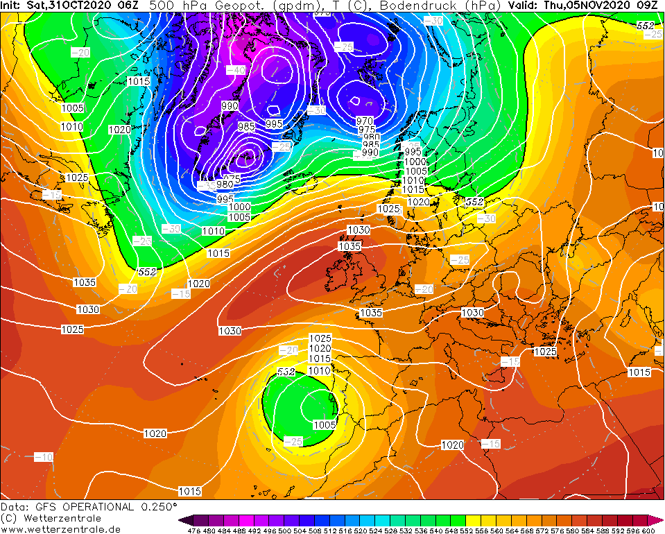Previsioni meteo: l'alta pressione protagonista anche della prossima settimana