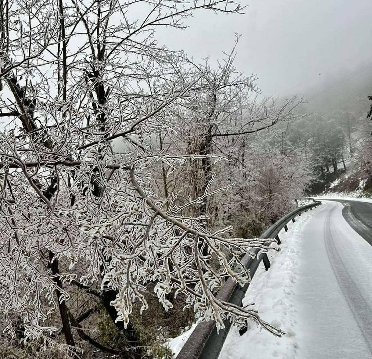 Forti nevicate al nord, disagi e anche gelicidio in atto [FOTO]