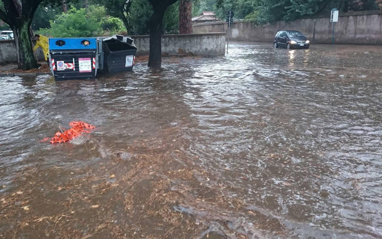 Previsioni meteo: il maltempo entra nel vivo, inizio di settimana con tanta pioggia