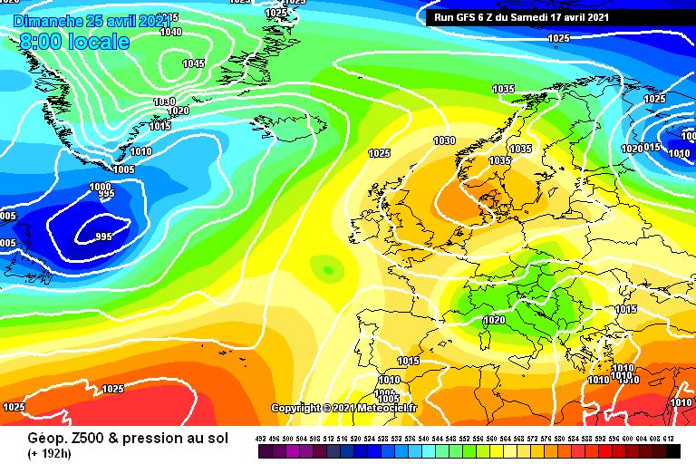 Previsioni meteo: ipotesi FREDDO e intensi temporali con le aperture del 26 aprile