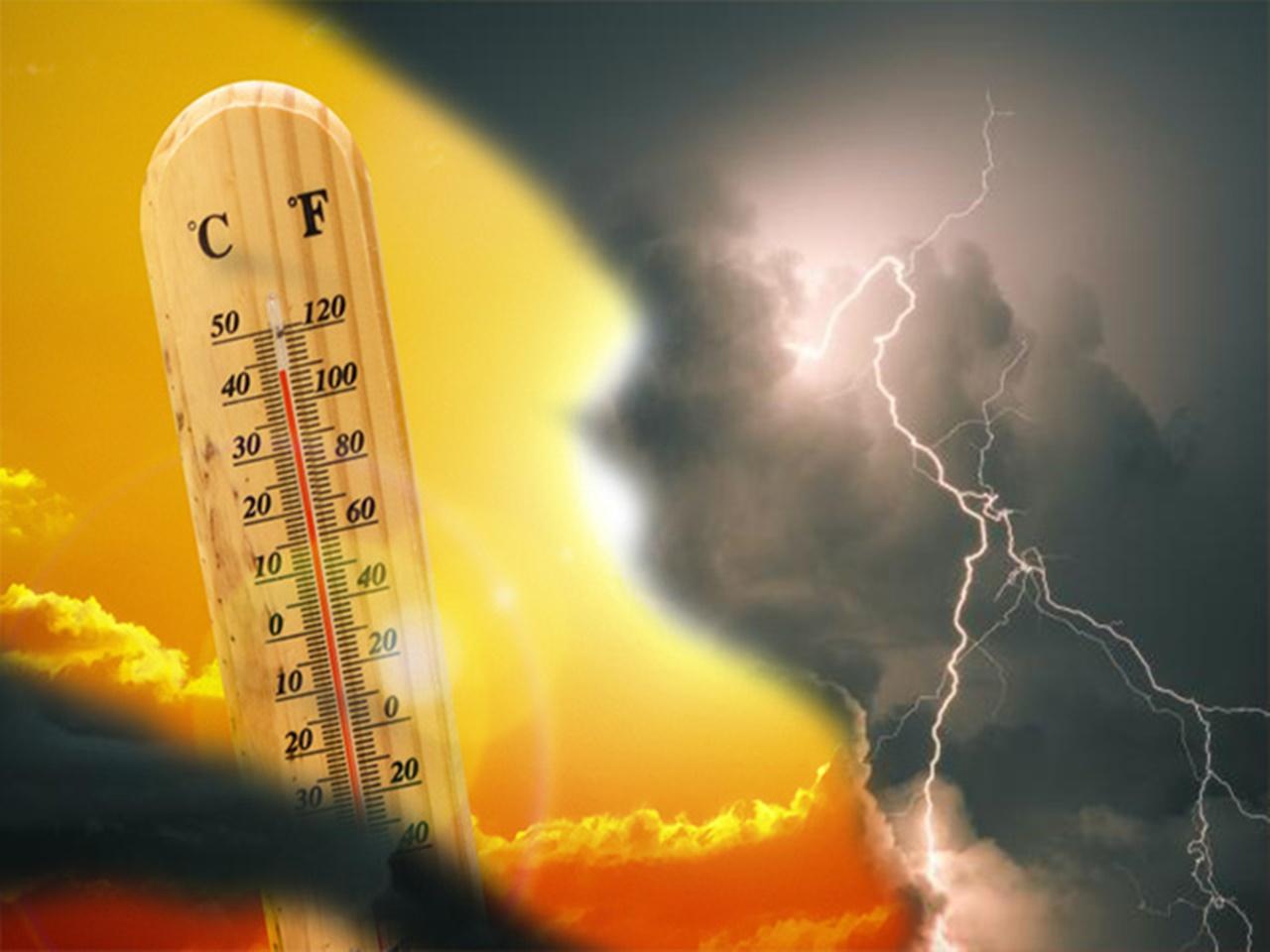 Meteo: tra schiarite, acquazzoni e temporali, le previsioni per le prossime ore