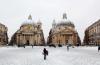 Video INEDITO: Roma sotto la NEVE nel febbraio 2012 da sogno!