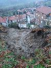 Calabria: grossa frana a Rota Greca, fango e detriti invadono centro abitato