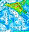 VENTO forte in arrivo sabato in Valpadana, NEVE sulle Prealpi: inquinamento spazzato via