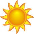 Previsioni meteo: lunedi SOLE e CALDO su tutta l'Italia