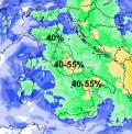 Meteo 15 giorni: il maltempo metterà radici nel Mediterraneo