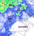 WEEK-END del PRIMO MAGGIO: ci sarà il sole, farà caldo? Pioverà?
