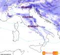 Meteo: instabilità su nord-est e zone interne del centro