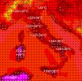 METEO A 7 GIORNI: anticiclone con tempo stabile fino a sabato, poi un cambiamento