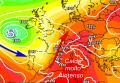 METEO A 7 GIORNI: dal weekend rischia qualche TEMPORALE il nord, grande CALDO al sud