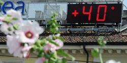 Previsioni meteo: fresco e temporali proveranno a scalfire l'anticiclone africano in settimana