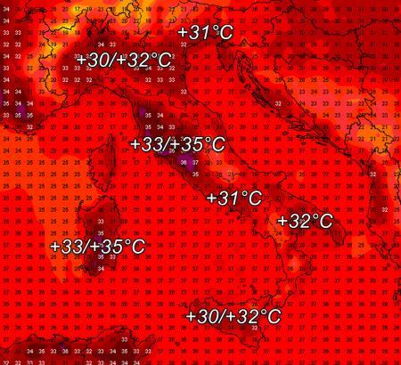 A Catania possibili precipitazioni intense: allerta meteo arancione